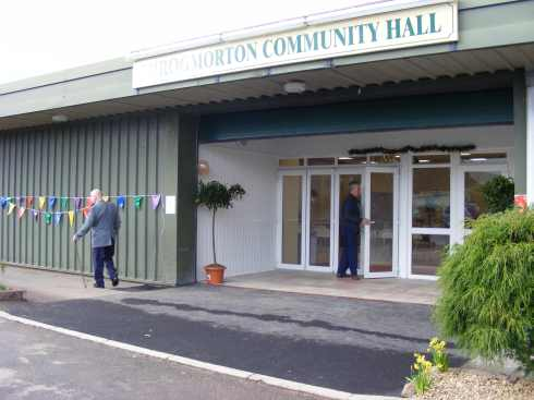 Throgmorton Community Hall