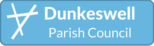Dunkeswell Parish Council - logo footer