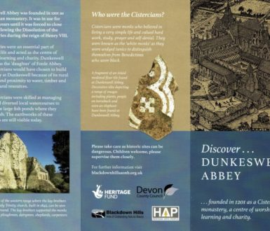 Discover Dunkeswell Abbey 1024x722
