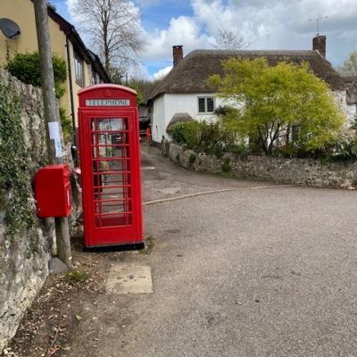 Telephone Box 1